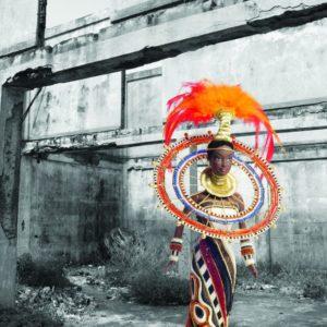 African Queen <span>© Rose-Ann M. Bailey 2014</span>